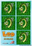 Board Game: Leo: The Snake
