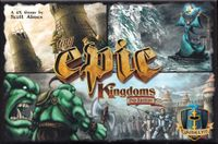 Board Game: Tiny Epic Kingdoms
