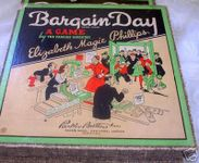 Board Game: Bargain Day