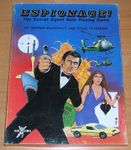 RPG Item: Espionage! The Secret Agent Role Playing Game