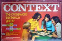 Board Game: Context