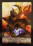 Board Game: BattleCON: Vincent Grey Promo