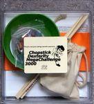 Board Game: Chopstick Dexterity MegaChallenge 3000