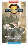 Board Game: Space Precinct: Police Cruiser Card Game