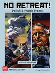 Board Game: No Retreat! Polish & French Fronts