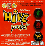 Board Game: Hive Pocket