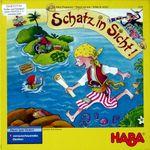 Board Game: Ahoy Treasures!
