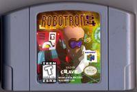 Video Game: Robotron 64