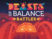 Board Game: Beasts of Balance: Battle Cards
