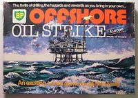 Board Game: Offshore Oil Strike