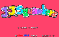 Video Game: J.J. Squawkers
