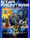 RPG Item: SFAC2: Star Frontiers Referee's Screen