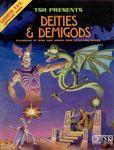 RPG Item: Deities & Demigods