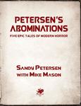 RPG Item: Petersen's Abominations