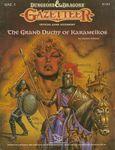 RPG Item: GAZ1: The Grand Duchy of Karameikos