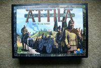 Board Game: Attila