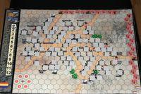 Board Game: Sangre y Fuego