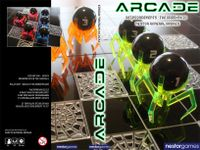 Board Game: Arcade: Reinforcements – The Arachnoid