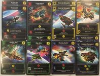 Board Game: Star Realms: Year Two Promo Cards