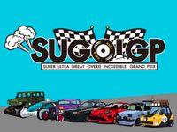 Board Game: SUGOIGP: Super Ultra Great Overd Incredible Grand Prix