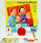 Board Game: Zahnputz-Memo