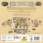Board Game: Great Western Trail