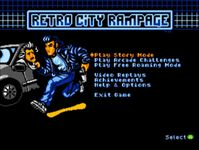 Video Game: Retro City Rampage