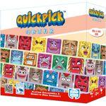 Board Game: Quickpick: Island of Monster Masks