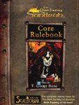 RPG Item: The Dark Fantasy of Sundrah Core Rulebook