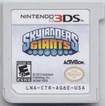 Video Game: Skylanders: Giants (Nintendo 3DS)