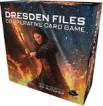 Board Game: The Dresden Files Cooperative Card Game