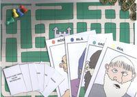 Board Game: Stråtrövarespelet