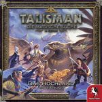 Board Game: Talisman (Revised 4th Edition): The Highland Expansion
