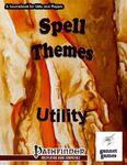 RPG Item: Spell Themes: Utility