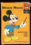 Board Game: Mickey Mouse Card Game