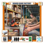 Board Game: Briefcase: Board Game Factory