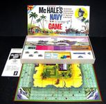 Board Game: McHale's Navy Game