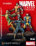 Board Game: Marvel Universe Miniature Game: X-Men Starter Set