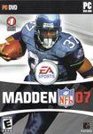 Video Game: Madden NFL 07
