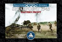 Board Game: Spearpoint 1943: Eastern Front