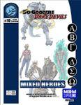 RPG Item: Do-Gooders & Daredevils: Mixed Heroes
