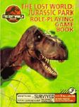 RPG Item: The Lost World: Jurassic Park Role-Playing Game Book