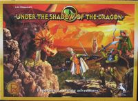 Board Game: Under the Shadow of the Dragon