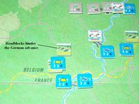 Board Game: Sedan: The Decisive Battle for France, May 1940