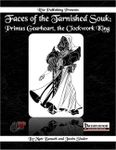 RPG Item: Faces of the Tarnished Souk: Primus Gearheart, the Clockwork King
