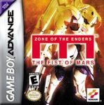 Video Game: Zone of the Enders: The Fist of Mars