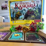 Board Game: The Heroes of Kaskaria