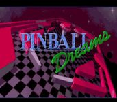 Video Game: Pinball Dreams