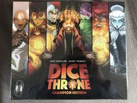 Board Game: Dice Throne: Season One