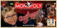 Board Game: Monopoly: A Christmas Story